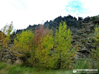 Valle de los Milagros - Parque Natural Cueva de la Hoz;camorritos cercedilla nacimiento rio cuervo c